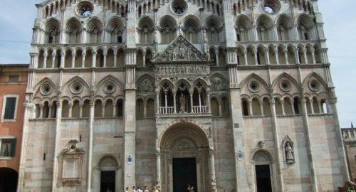 O que ver grátis em Ferrara, na Itália: Catedral