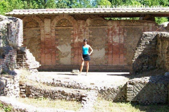 Ostia Antiga, perto de Roma