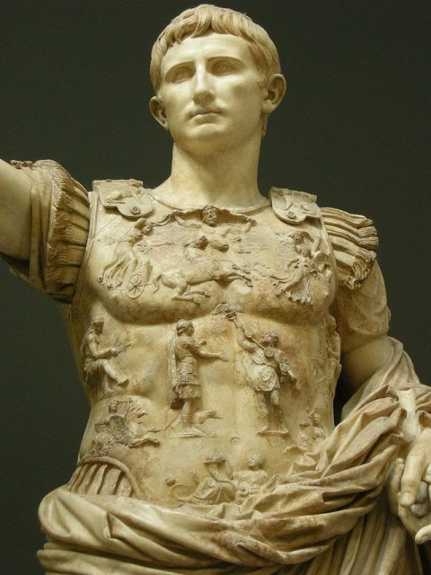 Museus Capitolinos em Roma.