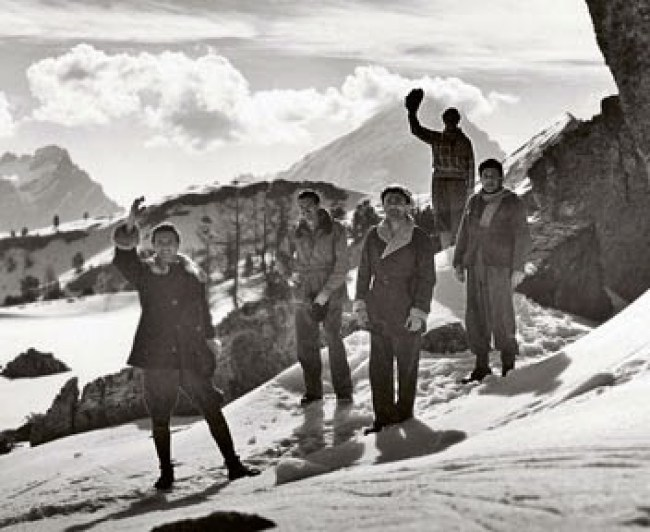 Cinema em Cortina d'Ampezzo