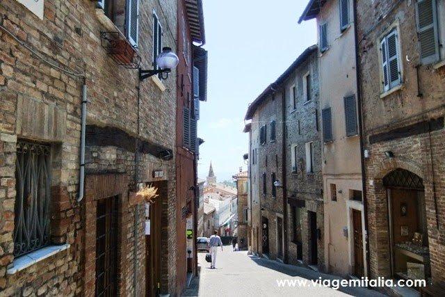 Urbino, Itália, Patrimônio UNESCO