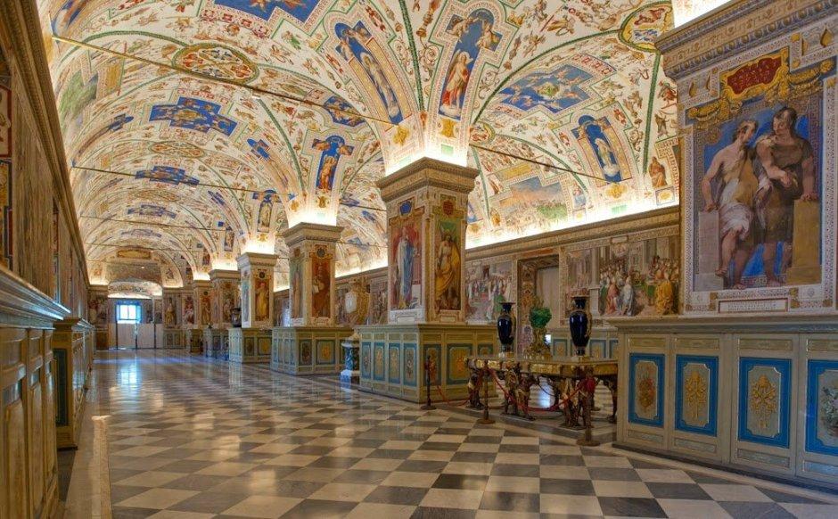 Manuscritos da Biblioteca Vaticana