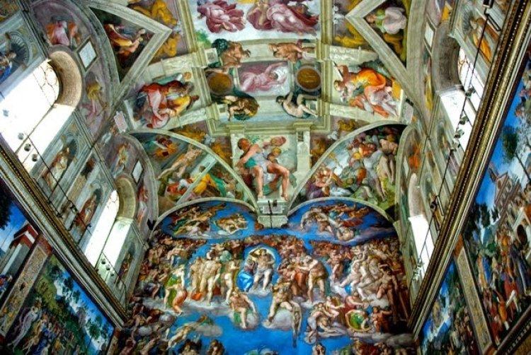 Museus Vaticanos: dicas de visitação. Capela Sistina