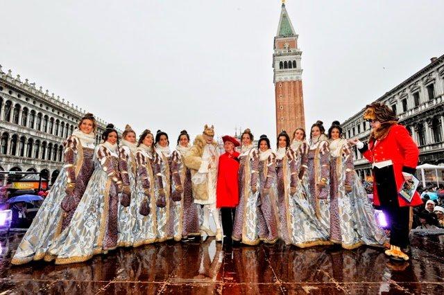 Carnaval de Veneza: Festa das Marias