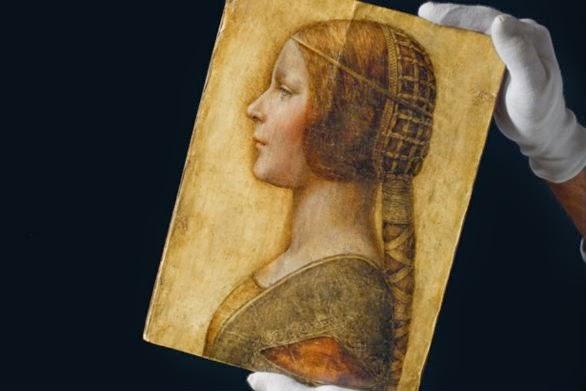 A Bela Princesa de Leonardo da Vinci