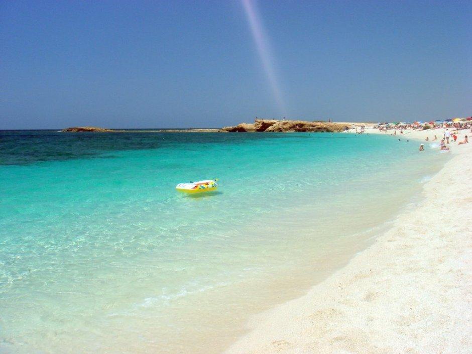 Praia mais bonita da Itália: Is Arutas, Càbras, Sardenha