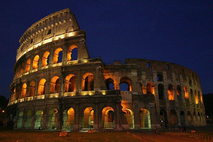 🏛️ História do anfiteatro romano e do Coliseu de Roma