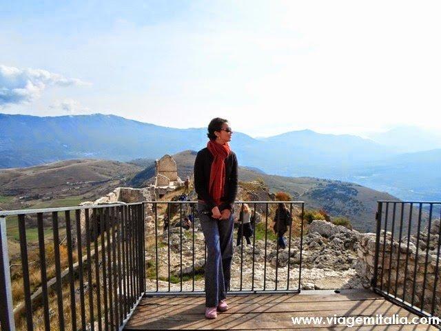 Origem do nome Abruzzo, Itália central