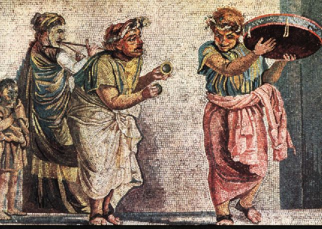 História do teatro na Roma Antiga - Wikimedia
