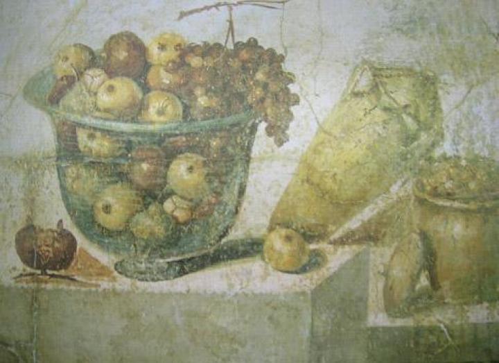 Alimentação na Itália Antiga 1