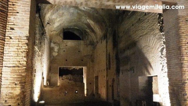 Dicas de Roma - Casa Dourada do Imperador Nero (Domus Áurea)