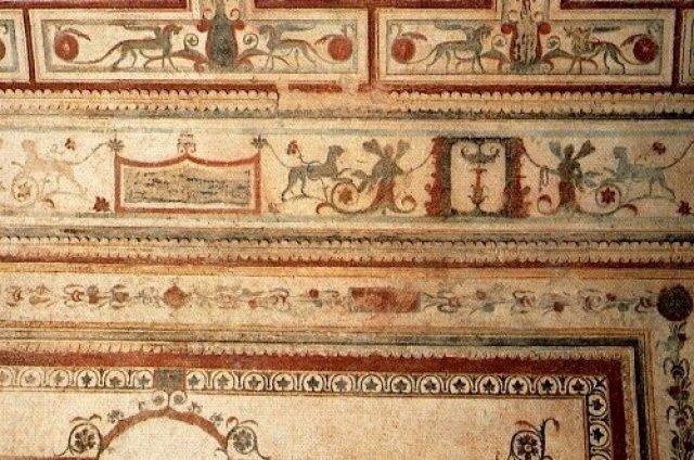 Dicas de Roma: Casa Dourada do Imperador Nero (Domus Aurea)