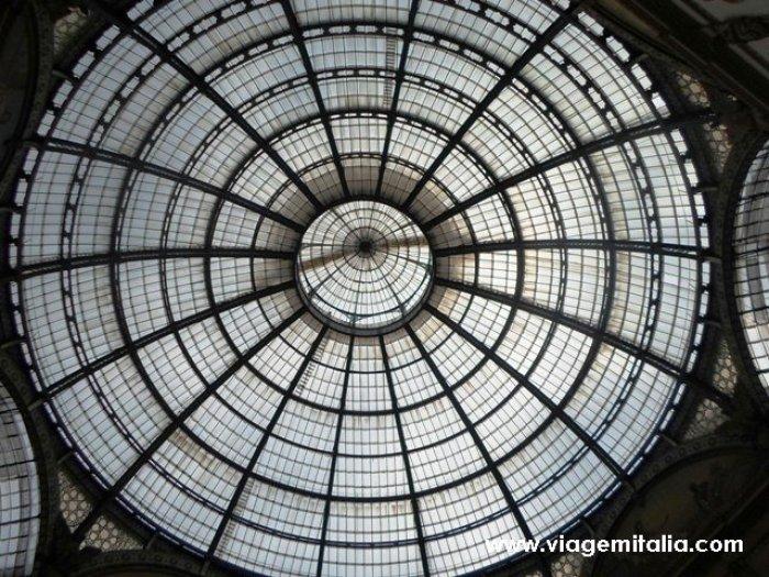 O que fazer em Milão: Galeria Vittorio Emanuelle II
