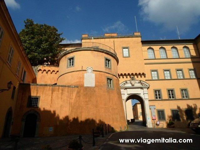 Residência Papal de Castel Gandolfo, Roma
