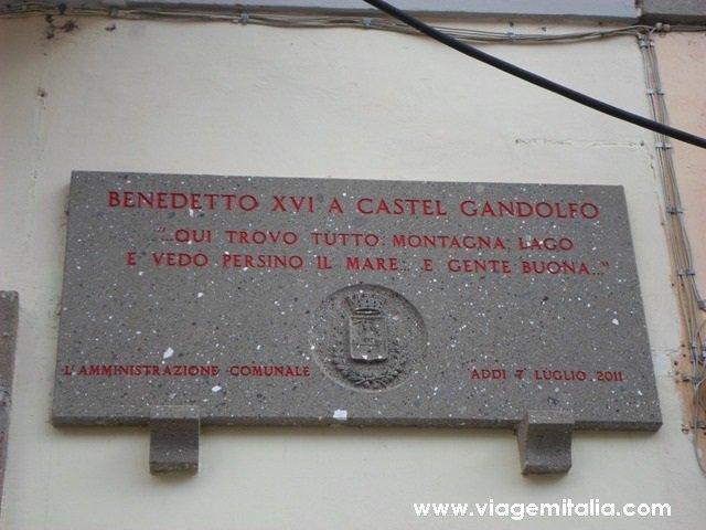 Residência papal de Castel Gandolfo 5