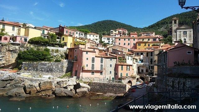 Dicas na Ligúria: vilarejo de Tellaro
