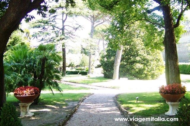 🌼🏵️ Como visitar os Jardins Secretos do Vaticano
