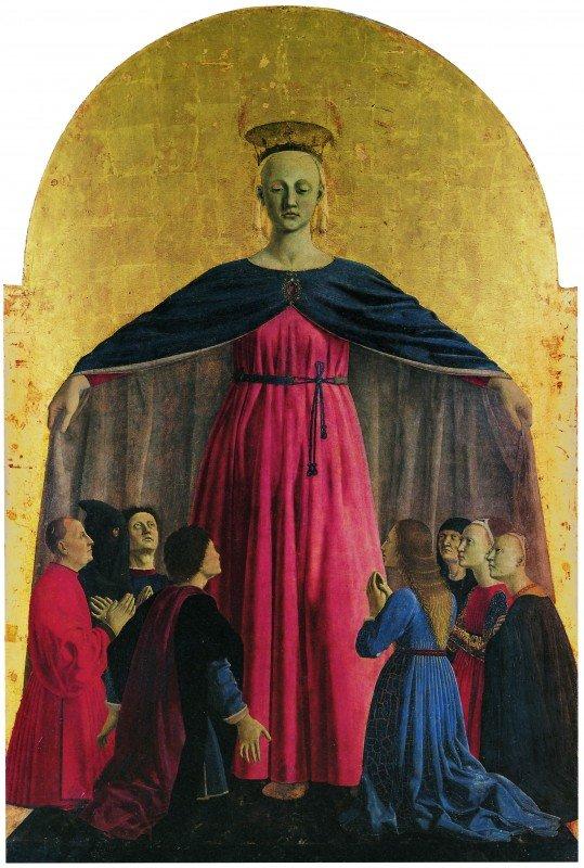 Biografia e obras Piero della Francesca na Itália