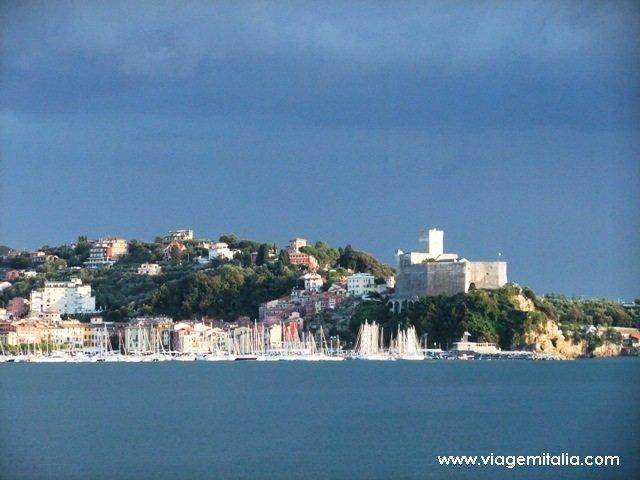 Dicas na Ligúria: Lerici, cidade-base para explorar o Golfo dos Poetas