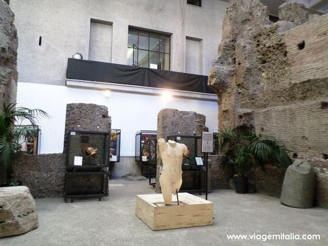 Dicas de Roma: Estádio do Imperador Domiciano