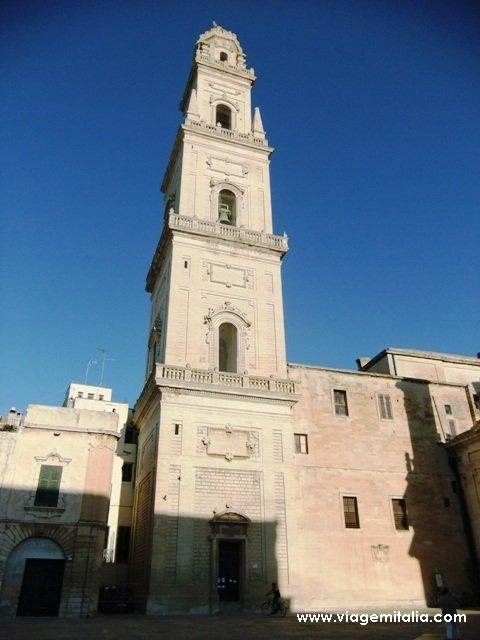 O que ver em Lecce.