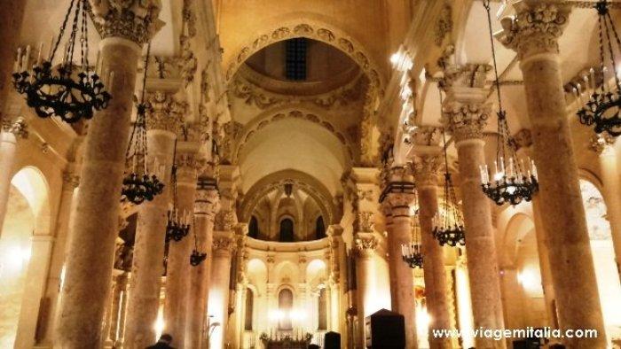 O que ver em Lecce: Basílica de Santa Croce