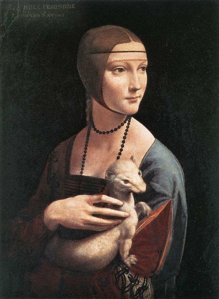 Filme Leonardo da Vinci em Milão.