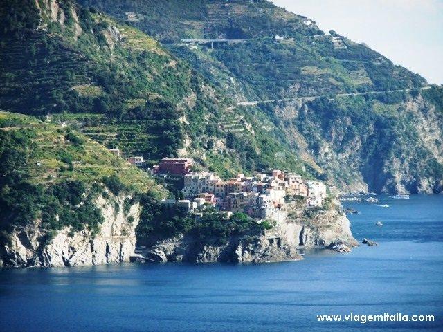 Dicas de Cinque Terre, Ligúria, Itália