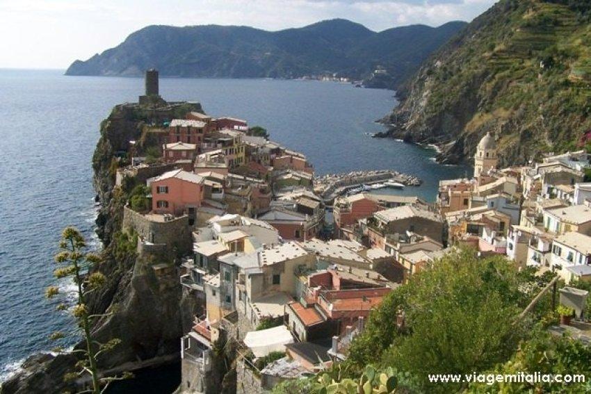 Serviços turísticos em Cinque Terre, Patrimônio Unesco na Ligúria