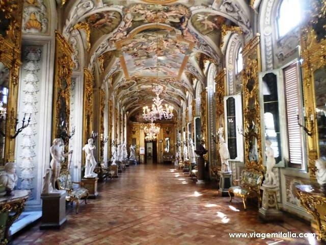 Dicas de Roma: Galeria Doria Pamphilj