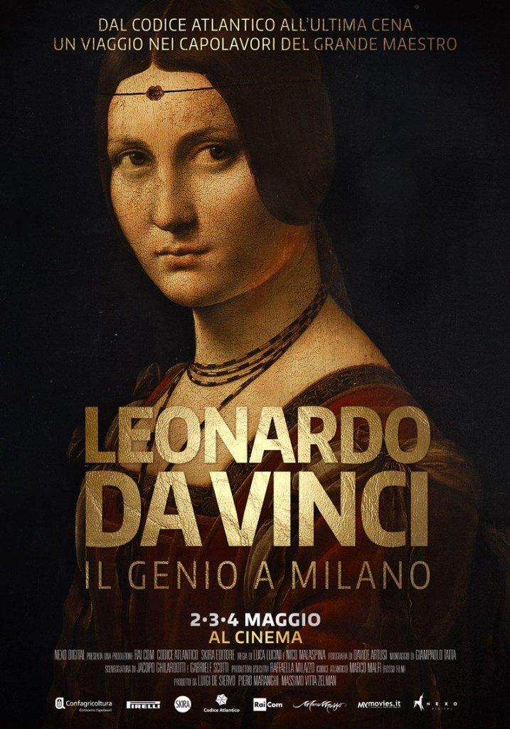 Filme Leonardo da Vinci em Milão