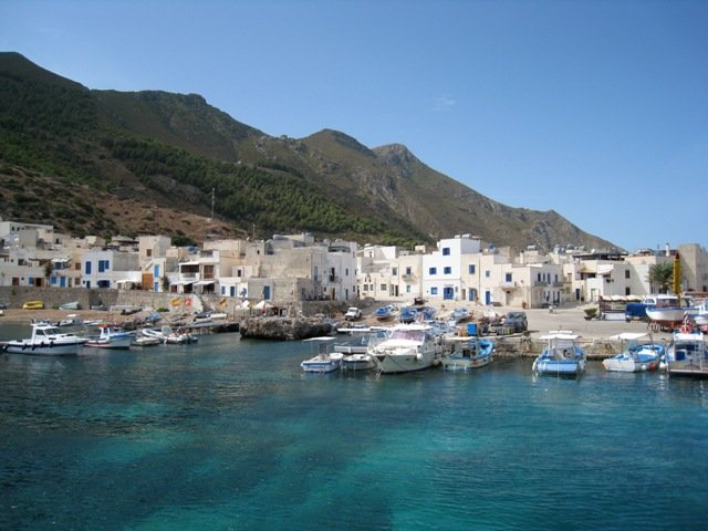 Marettimo, Ilhas Égadas, Sicília. Foto: Wikipedia.