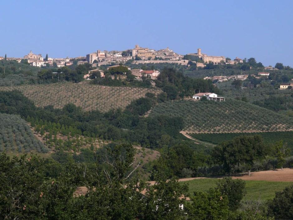 Itália Secreta para visitar: Montefalco, Umbria
