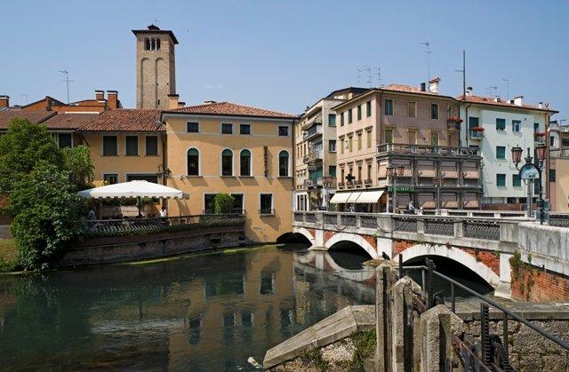 Itália Secreta. Treviso, Vêneto