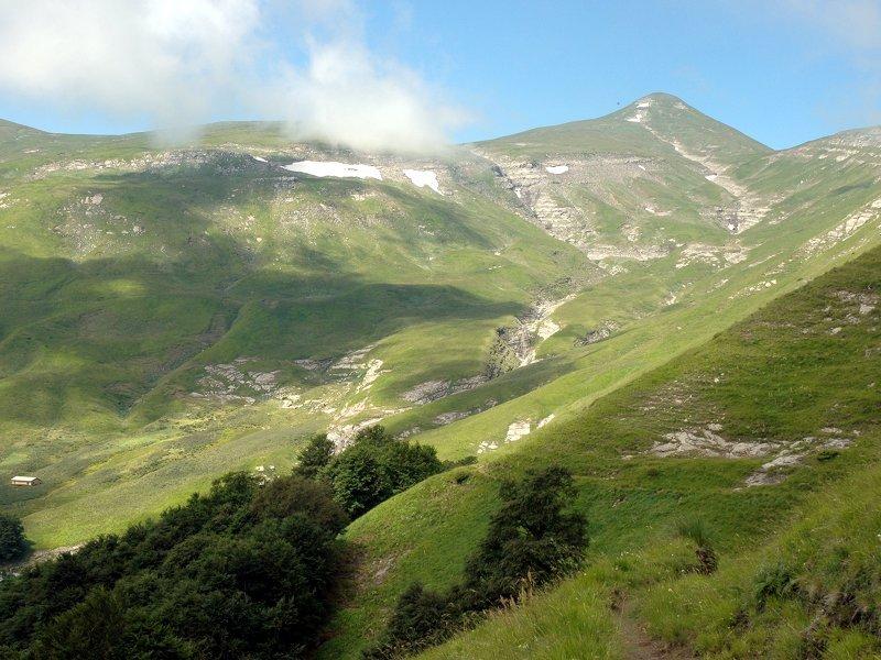 """Montes """"della Laga"""", Abruzzo. Foto: gransassolagapark.it"""