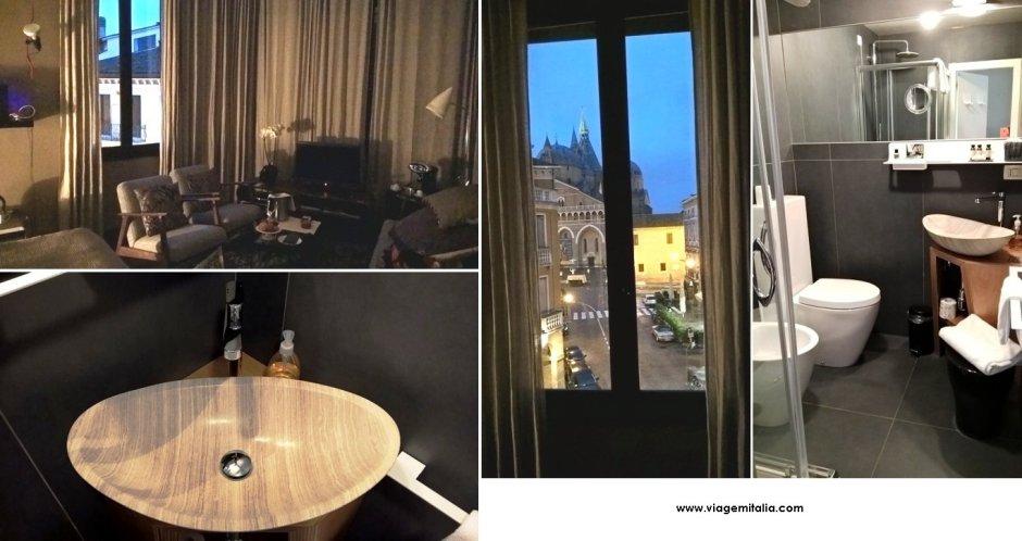 Hotel Belludi - Pádua