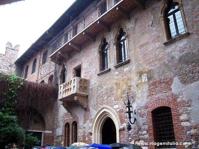 O que ver em Verona: Arena e Casa de Julieta