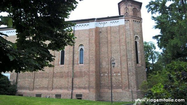 Capela degli Scrovegni, Pádua (Padova): afrescos de Giotto