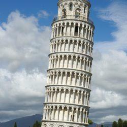 Serviços turísticos na Itália