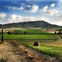 Serviços turísticos na Toscana