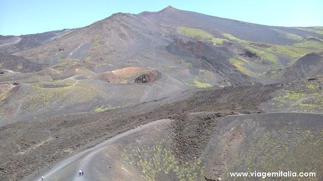 Vulcão Etna, Sicília, Itália