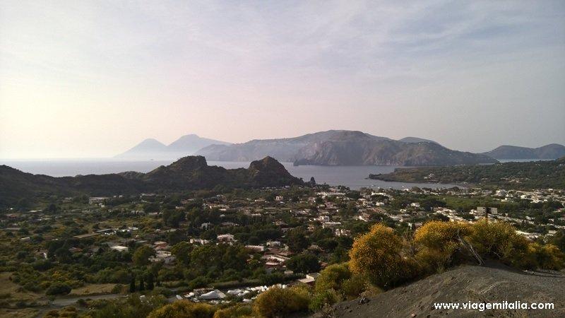 Vulcão, Ilhas Eólias, Sicília