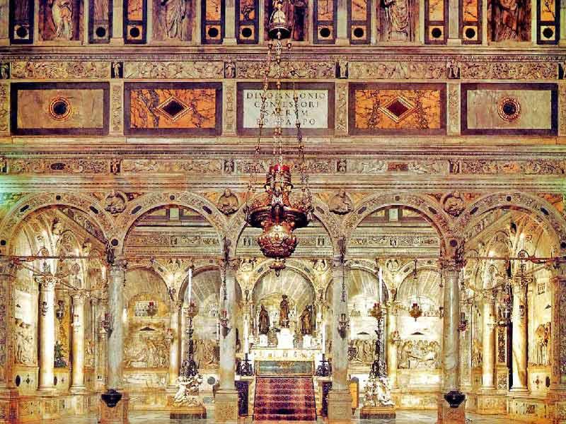 Informações Sobre A Basílica De Santo Antônio De Pádua