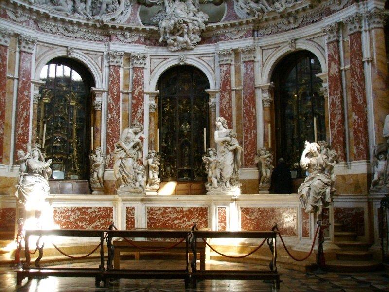 Basílica de Santo Antônio de Pádua, Itália