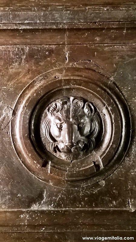 Obras do Museu dell'Opera del Duomo de Florença, Toscana, Itália