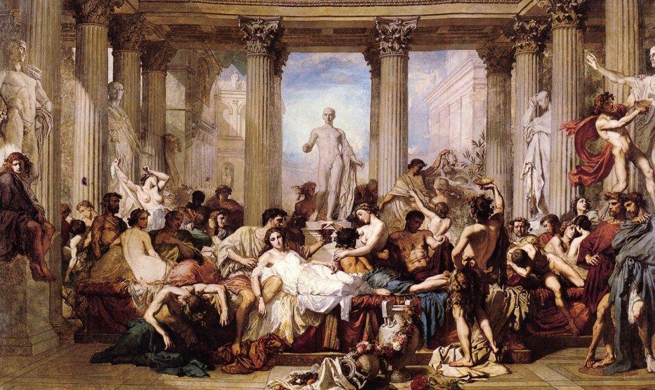 🎭 Descubra como era o carnaval no Império Romano. E por que Deus riu