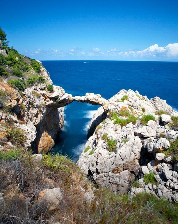 Arco de Mongerbino, Bagheria, Sicília
