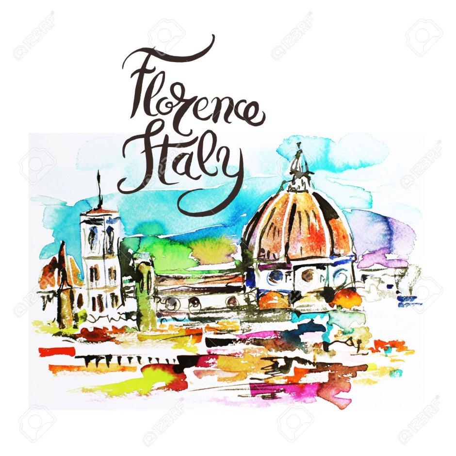 Guia de turismo brasileira em Florença, Toscana