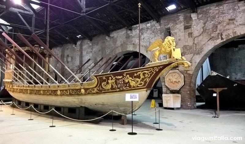 Museu Naval de Veneza
