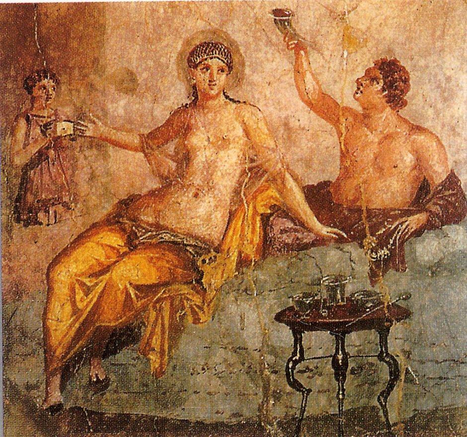 🍗 Você sabia que o aperitivo foi criado no Império Romano?